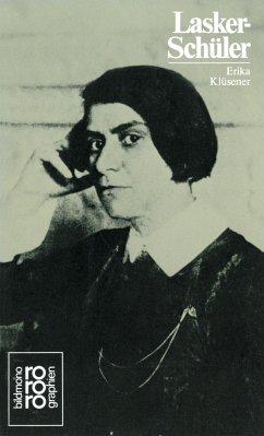 Else Lasker-Schüler - Klüsener, Erika