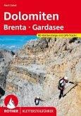 Klettersteige Dolomiten - Brenta - Gardasee