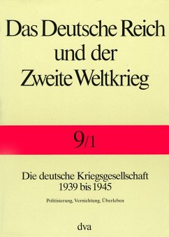 Deutsche Reich u. Zweite Weltkrieg - Echternkamp, Jörg (Hrsg.)