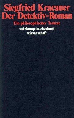 Der Detektiv - Roman - Kracauer, Siegfried