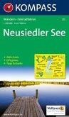Kompass Karte Neusiedler See