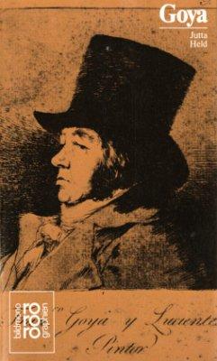 Francisco de Goya - Held, Jutta