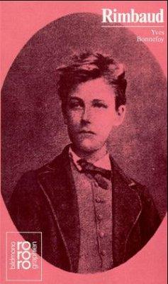 Arthur Rimbaud - Bonnefoy, Yves