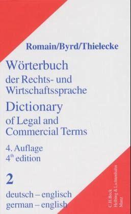 Deutsch englisch w rterbuch der rechts und for Dictionary englisch deutsch