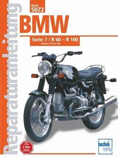 BMW Serie 7 / R 60 - 100 Baujahre 1976 bis 1980