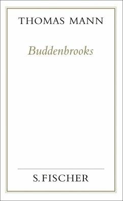 Buddenbrooks. Verfall einer Familie. (Frankfurter Ausgabe) - Mann, Thomas