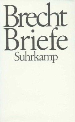 Briefe, 2 Bde. - Brecht, Bertolt