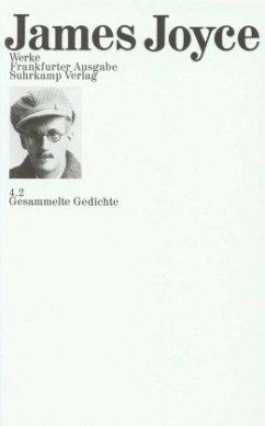 Gesammelte Gedichte / Werke Bd.4/2 - Joyce, James