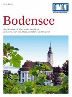 DuMont Kunst-Reiseführer Bodensee - Moser, Eva