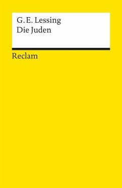 Die Juden - Lessing, Gotthold Ephraim