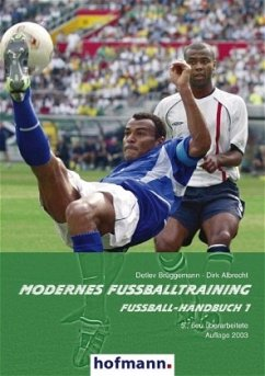 Fußball-Handbuch 1. Modernes Fußballtraining - Brüggemann, Detlev