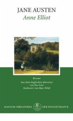 Anne Elliot - Austen, Jane