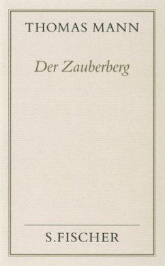 Der Zauberberg ( Frankfurter Ausgabe) - Mann, Thomas
