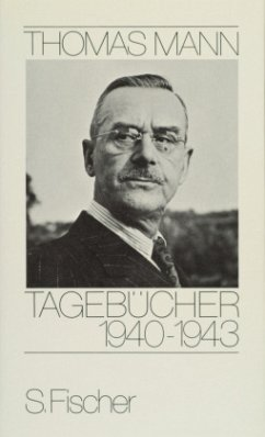 1940-1943 / Tagebücher - Mann, Thomas
