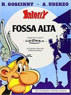 Asterix 08. Fossa Alta - Uderzo, Albert