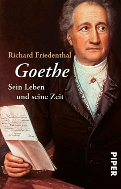 Goethe - Friedenthal, Richard