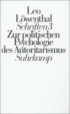 Schriften III (Ln). Falsche Propheten - Löwenthal, Leo