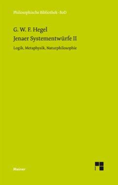 Jenaer Systementwürfe II