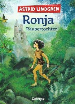 Ronja, Räubertochter - Lindgren, Astrid