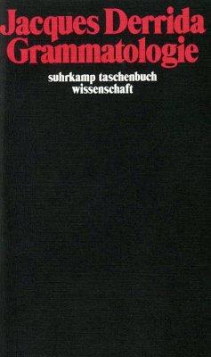 Grammatologie - Derrida, Jacques