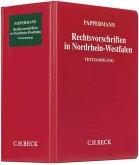 Rechtsvorschriften in Nordrhein-Westfalen (ohne Fortsetzungsnotierung) inkl. 103. Ergänzungslieferung
