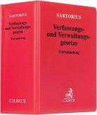 Verfassungs- und Verwaltungsgesetze 1 der Bundesrepublik Deutschland (ohne Fortsetzungsnotierung). Inkl. 121. Ergänzungslieferung