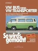 So wird's gemacht, VW-Bus Diesel 1,6 l/37kW (50 PS)