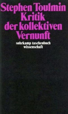 Kritik der kollektiven Vernunft - Toulmin, Stephen