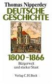 Deutsche Geschichte 1800 - 1866