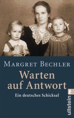 Warten auf Antwort - Bechler, Margret