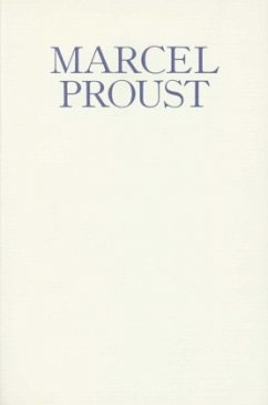 Marcel Proust, Lesen und Schreiben