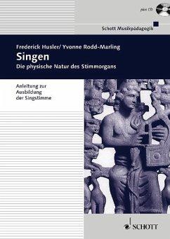Singen, m. Audio-CD