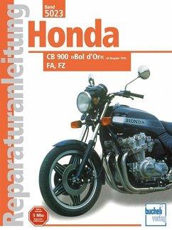 Honda CB 900 »Bol d'Or« FA / FZ (ab 1978)