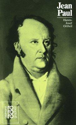 Jean Paul - Ortheil, Hanns-Josef