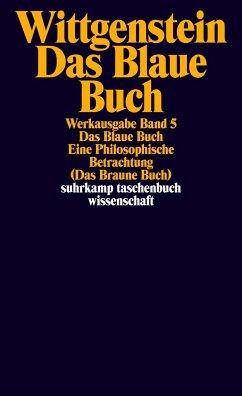 Das Blaue Buch - Wittgenstein, Ludwig