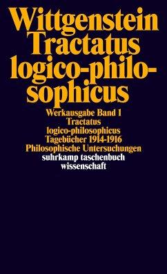 Werkausgabe in 8 Bänden - Wittgenstein, Ludwig