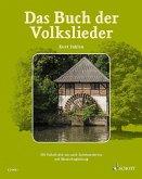 Das Buch der Volkslieder, Gesang und Klavier- und Gitarrenbegleitung