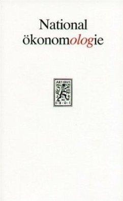 Nationalökonomologie