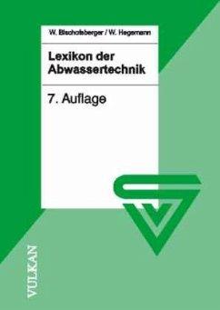 Lexikon Abwassertechnik