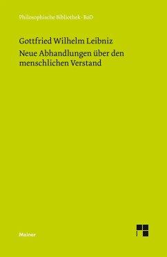 Philosophische Werke III