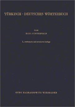 Türkisch - Deutsches Wörterbuch - Steuerwald, Karl