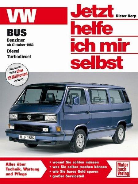 VW Bus - Korp, Dieter