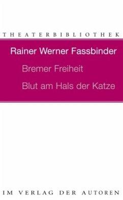 Bremer Freiheit / Blut am Hals der Katze - Fassbinder, Rainer W.