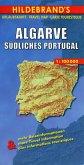Hildebrand's Urlaubskarte Algarve, südliches Portugal; Algarve, Southern Portugal; Algarve, Portugal du Sud