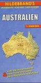 Hildebrand's Urlaubskarte Australien; Australia; Australie
