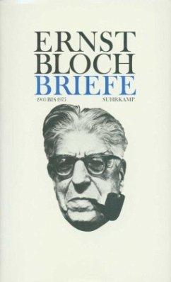 Briefe 1903-1975, 2 Bde. - Bloch, Ernst