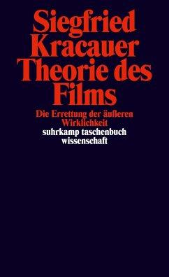 Theorie des Films - Kracauer, Siegfried