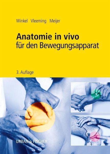 Anatomie in vivo für den Bewegungsapparat von Dos Winkel; Andy ...