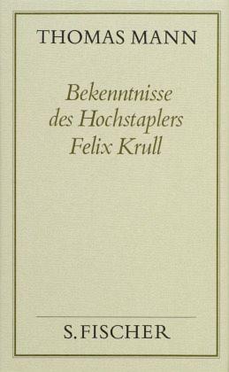 1 3 Bücher Des Deutschen Autors Thomas Mann Bekenntnisse Des Hochstaplers Feli