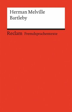 Bartleby - Melville, Herman